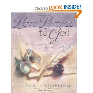 A LIFE CHANGING BOOK BY LYNN MORRISSEY AND GOD...