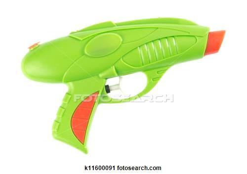 squirt gun bandit