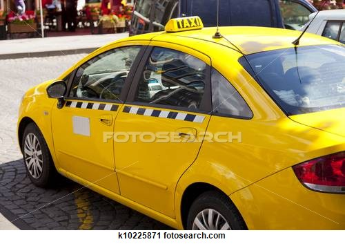 unlikely taxi driver