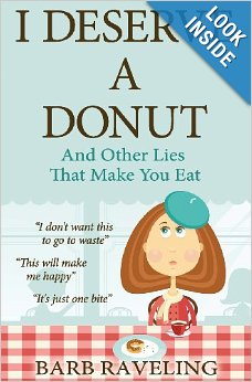 I deserve a doughnut