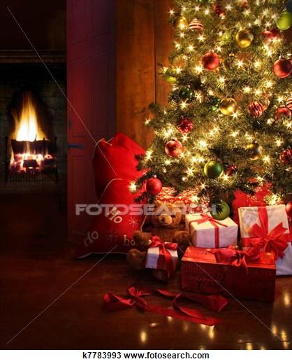 Christmas chores