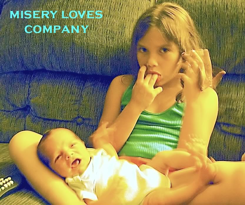 Misery Loves Company image courtesy photo bucket
