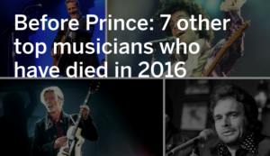 The year the musicians died